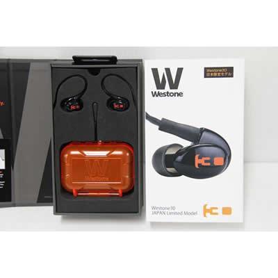 Westone ウエストン | WST-WESTONE30 | 中古買取価格:16,000円