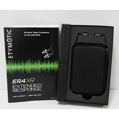 Etymotic Research | ER4 XR | 中古買取価格:18,000円