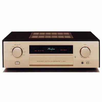 Accuphase(アキュフェーズ) コントロールアンプ C-2800の写真