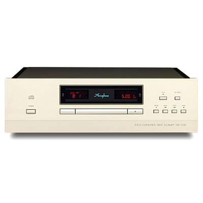 Accuphase(アキュフェーズ) CDプレーヤー DP-500の写真